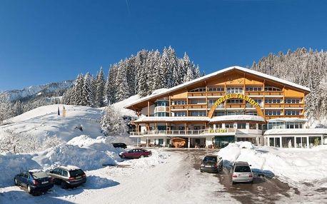 Rakousko - Tyrolsko na 5-11 dnů, snídaně v ceně