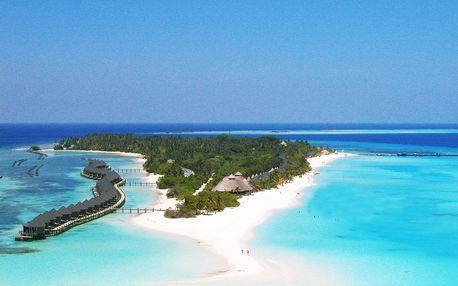 Maledivy - Lhaviyani Atol letecky na 9-16 dnů, plná penze