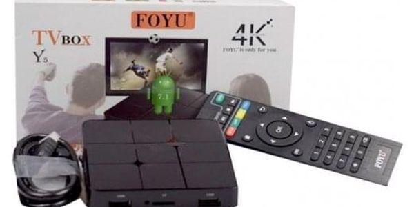 Televizní smart box FOYU 4K - Y5
