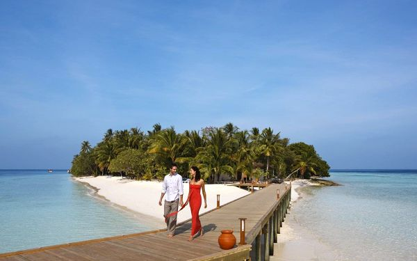 Vilamendhoo Island Resort & Spa, Jižní Ari Atol, letecky, plná penze2