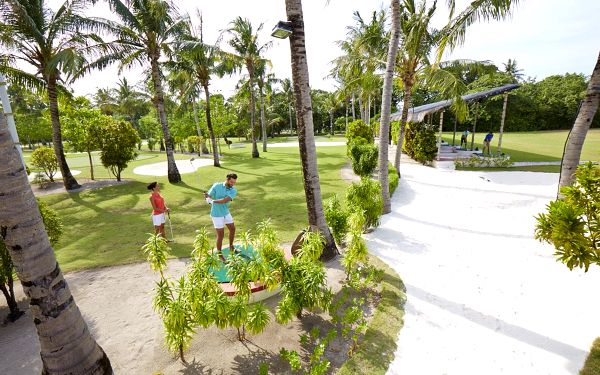Kuredu Island Resort, Lhaviyani Atol, letecky, plná penze2