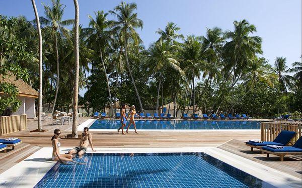 Vilamendhoo Island Resort & Spa, Jižní Ari Atol, letecky, plná penze3