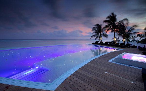 Kuredu Island Resort, Lhaviyani Atol, letecky, plná penze5