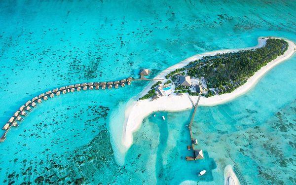 Maledivy - Lhaviyani Atol letecky na 9 dnů, all inclusive