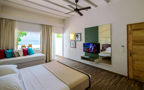 Hotel Cocoon Maldives, Lhaviyani Atol, letecky, all inclusive3