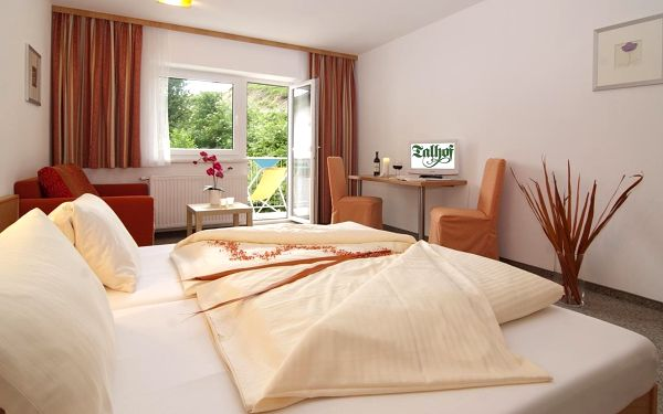 Best Western Panoramahotel Talhof, Tyrolsko, vlastní doprava, snídaně v ceně4