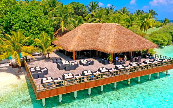 Hotel Eriyadu Island Resort, Atol Severní Male, letecky, plná penze3