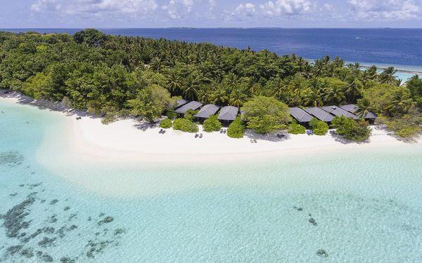 Royal Island Resort & Spa Maldives, Baa atol, letecky, polopenze5