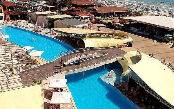 Hotel Glarus, Burgas, letecky, all inclusive5