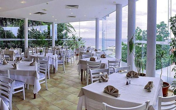 Hotel Luna, Varna, letecky, polopenze4