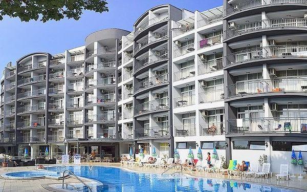 Hotel Luna, Varna, letecky, polopenze5