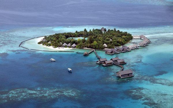 Maledivy - Severní Ari atol letecky na 9 dnů, plná penze