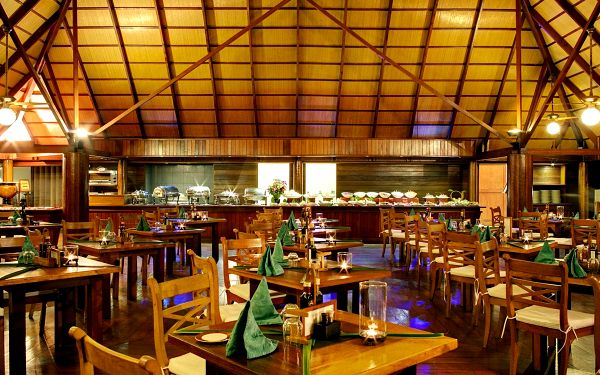Gangehi Island Resort, Severní Ari atol, letecky, plná penze5