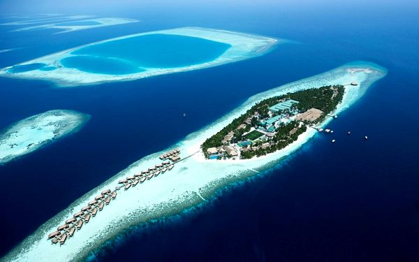 Maledivy - Jižní Ari Atol letecky na 16 dnů, plná penze