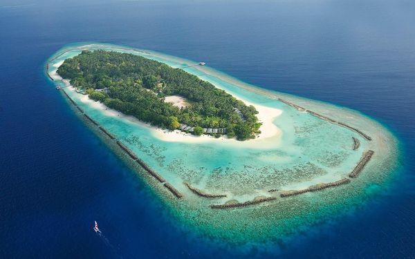Maledivy - Baa atol letecky na 16 dnů, polopenze