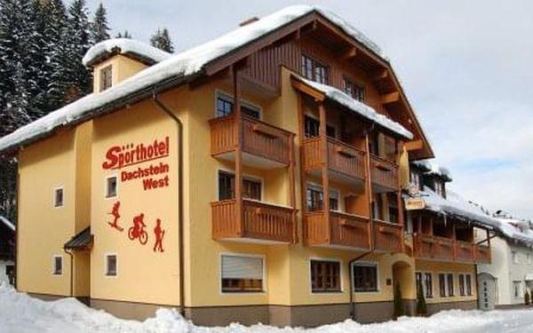 Rakousko - Dachstein West na 4-10 dnů, polopenze