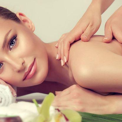 Stop únavě a bolesti: 90minutová masáž celého těla