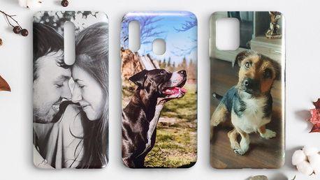 Plastový kryt na telefon s vlastní fotografií