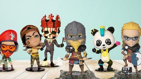 Hrdinové Ubisoftu: figurky z Rainbow Six i jiných her