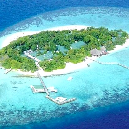 Maledivy - Severní Atol Male letecky na 10-11 dnů