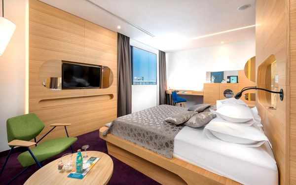 Hotel Olympia Sky, Dalmatská riviéra, vlastní doprava, snídaně v ceně2