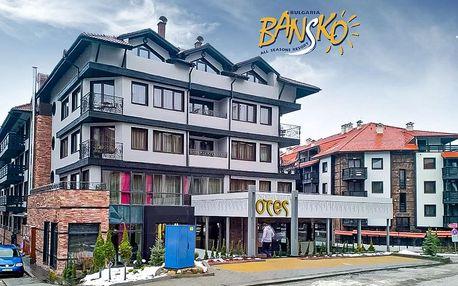 Bulharsko, Bansko | Hotel Ores***** | 3–7 nocí s polopenzí | Ocenění nejlepší hotel V Bulharsku | Vlastní doprava