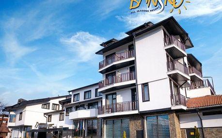 Bulharsko | Riverside Boutique Hotel Bansko**** | 3–7 nocí s polopenzí | Dítě do 5,99 let zdarma | Wellness v ceně | Vlastní doprava