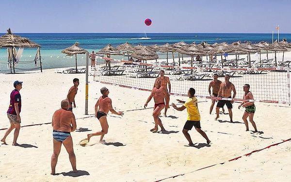 Hotel Hammamet Beach & Aquapark, Tunisko pevnina, letecky, all inclusive2
