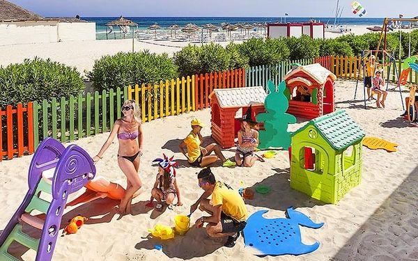 Hotel Hammamet Beach & Aquapark, Tunisko pevnina, letecky, all inclusive4