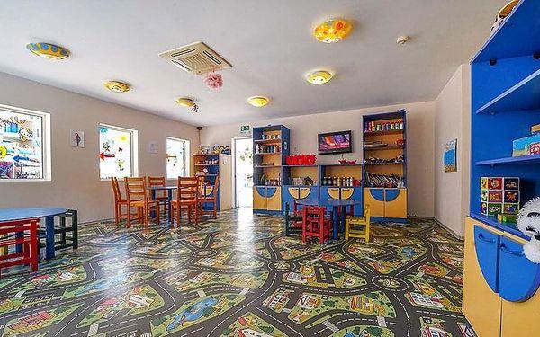 Hotel Grifid Hotel Arabella, Varna, letecky, ultra all inclusive2