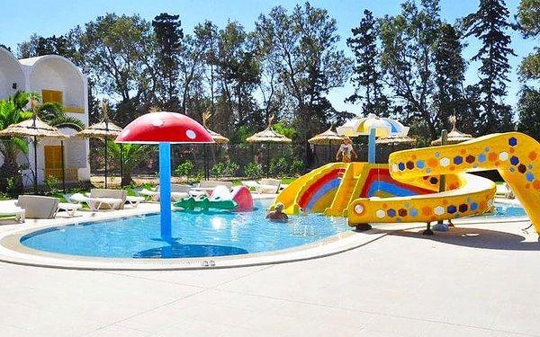 Hotel Hammamet Beach & Aquapark, Tunisko pevnina, letecky, all inclusive5