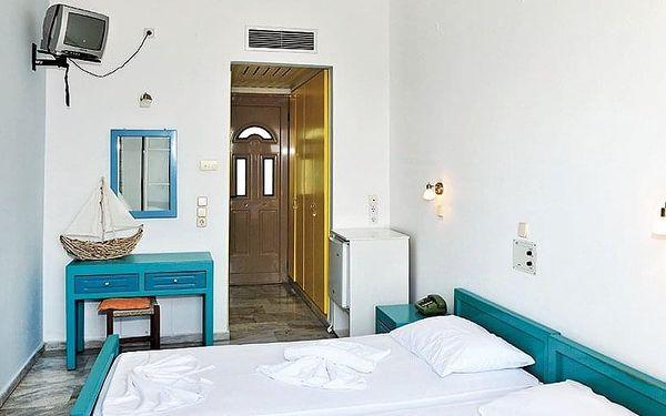 Hotel Mykali, Samos, letecky, snídaně v ceně2