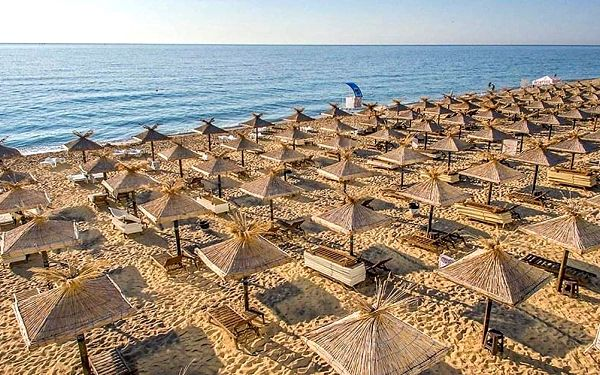 Hotel Grifid Hotel Arabella, Varna, letecky, ultra all inclusive5