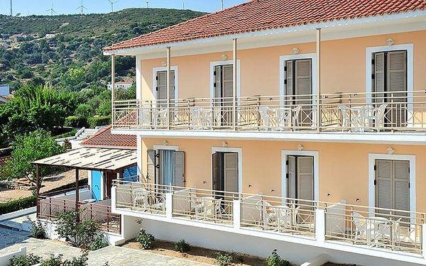 Hotel Mykali, Samos, letecky, snídaně v ceně3