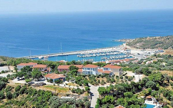 Hotel Mykali, Samos, letecky, snídaně v ceně4