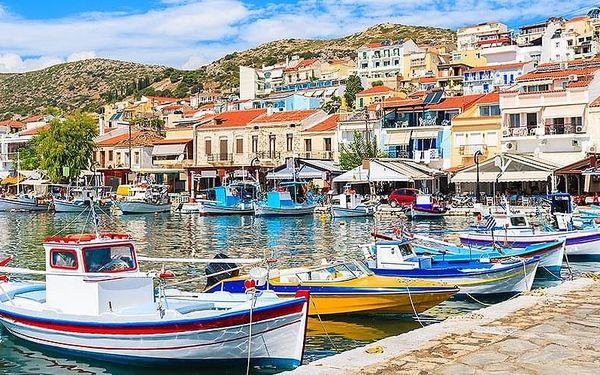 Hotel Mykali, Samos, letecky, snídaně v ceně5