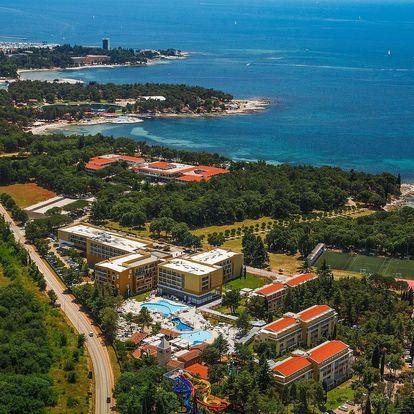 Chorvatsko - Umag na 9-12 dnů, polopenze