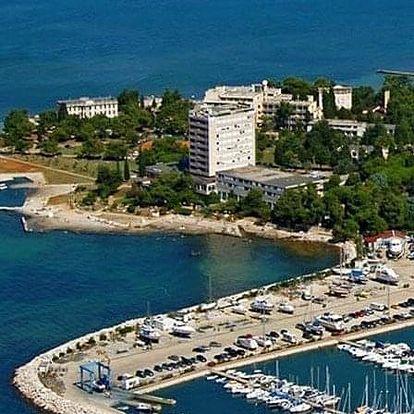 Chorvatsko - Umag na 7-11 dnů