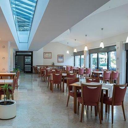 Chorvatsko, Poreč: Hotel Flores