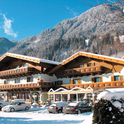 Rakousko - Kaprun - Zell am See na 14-15 dnů, polopenze