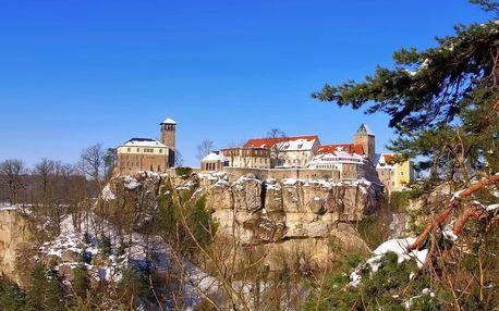 Saské Švýcarsko: adventní výlet, trhy i skalní most