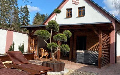 Liberecký kraj: SG Rekreační dům ŠTIKOV - Podkrkonoší - s celoročním privátním wellness