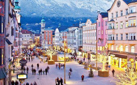 O adventu z Bad Tölzu do Tyrolska: 1 noc s polopenzí