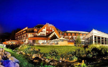 Exkluzivní pobyt pod Chopkem v Hotel Grand Jasná ****