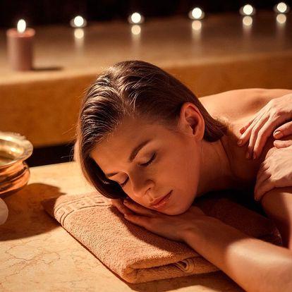 Balíček pro dámy: vířivka, masáž i pleťová maska