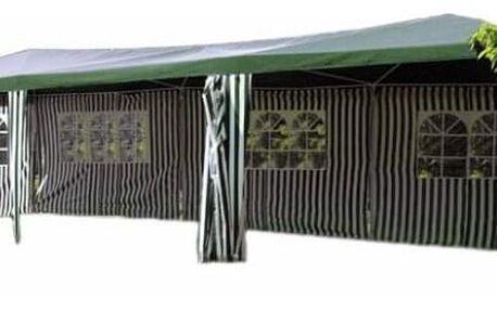 Garthen 408 Zahradní stan zelený 3 x 9 m