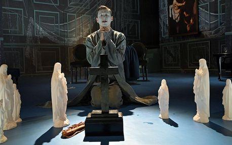 Vstupenka na představení Tartuffe - komedie o pokrytectví
