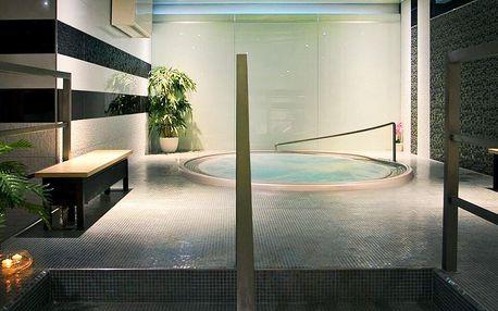 60 nebo 90 minut relaxace: vířivka a 4 druhy sauny