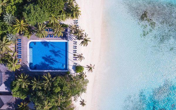 Hotel Meeru Island Resort, Atol Severní Male, letecky, plná penze2