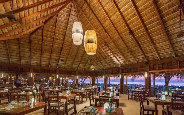 Hotel Meeru Island Resort, Atol Severní Male, letecky, plná penze5